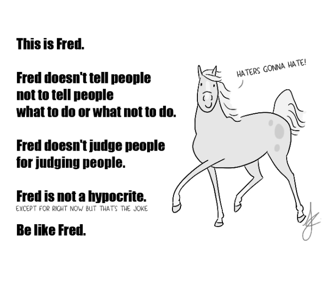 Be Like Fred